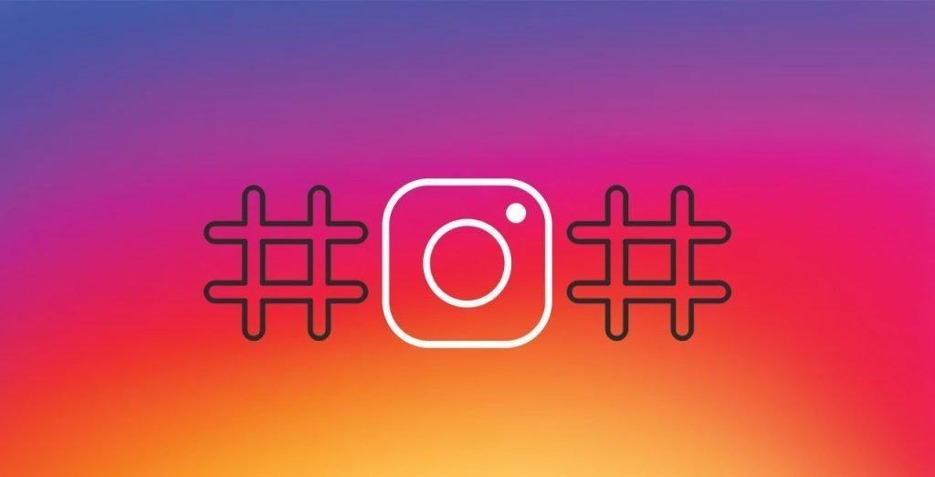 Hashtag instagram categoria