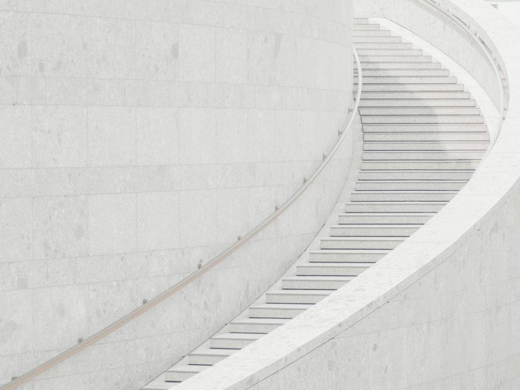 Serie di gradini