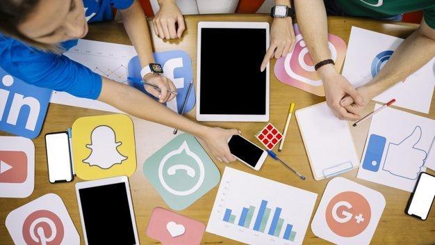 enti locali social network