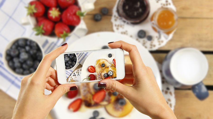 Marketplace e brand strategy nel food - Social Media