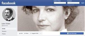Come attrarre clienti giovani l'esempio diFacebook 1914 esempio di