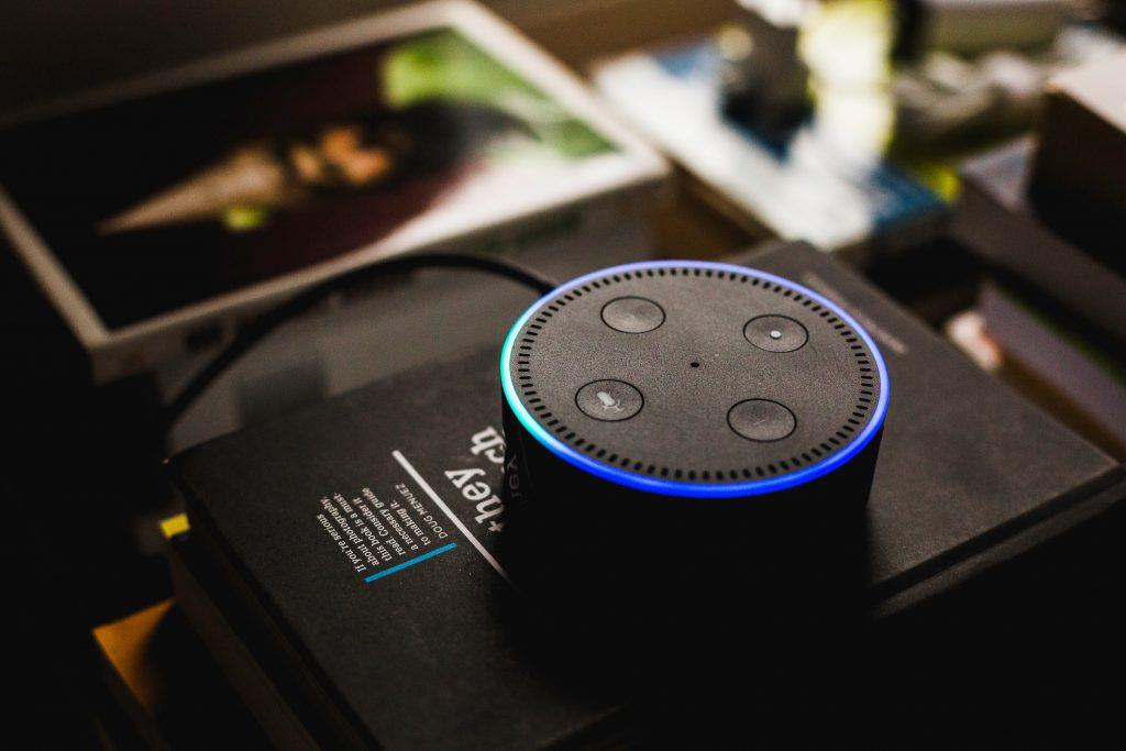 Alexa Echo Dot assistente vocale