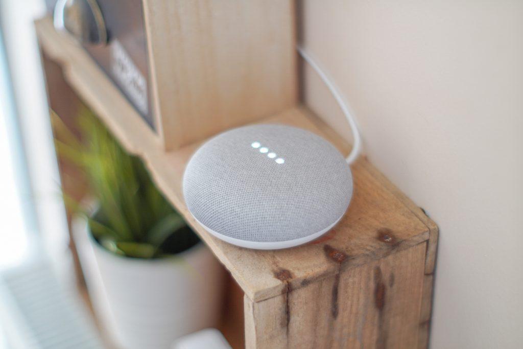 Google Home assistente vocale