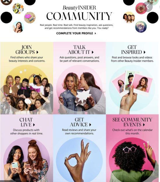L'importanza dei contenuti nella comunicazione - Sephora