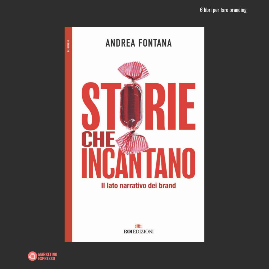 libri branding - storie che incantano