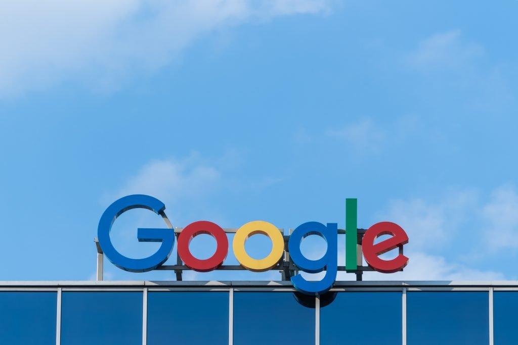 origine nomi brand google