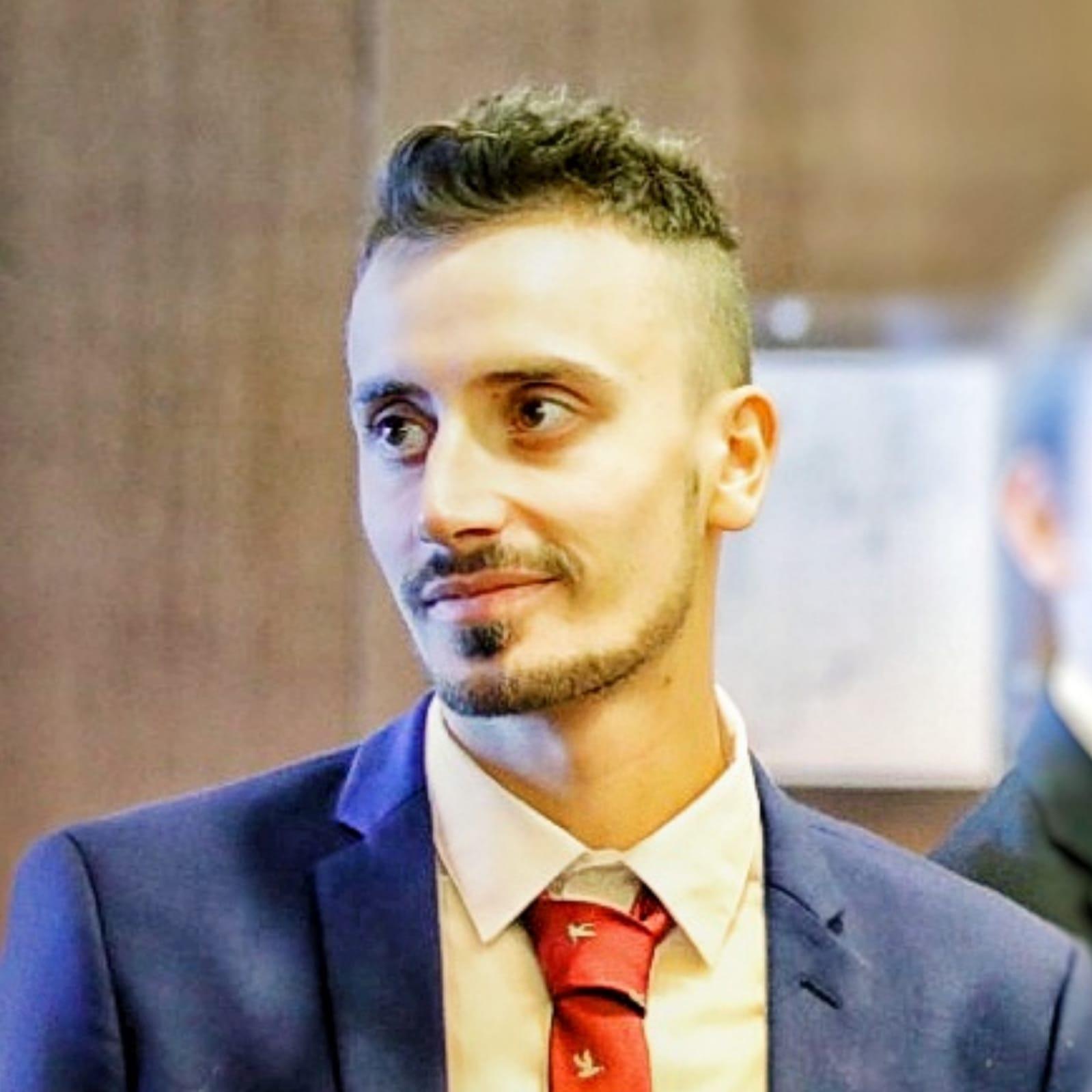 Pier Franco Luigi Fraboni fototessera