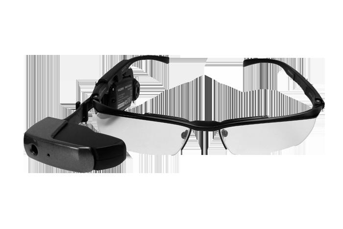 Smart glasses, Realtà Aumentata
