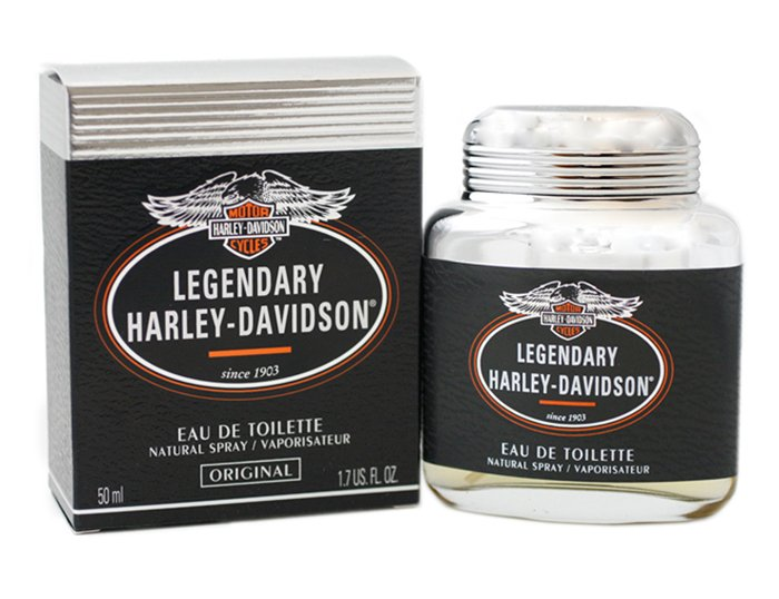 Flop branding Harley Davidson