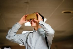 social media manager e imprenditore visione