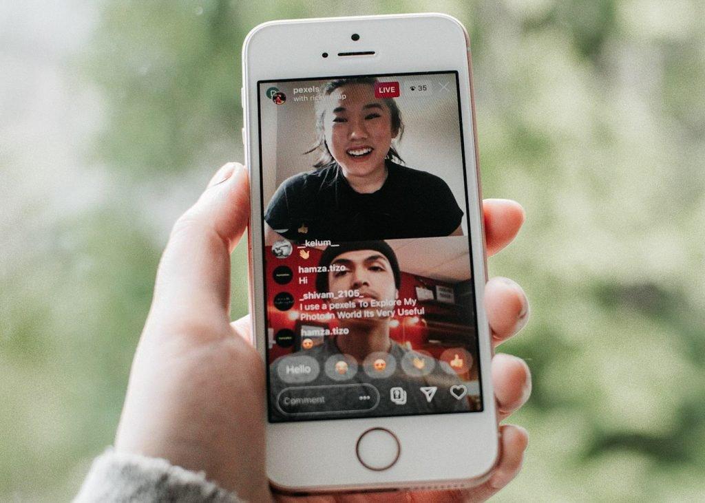 Diretta Instagram per aumentare l'engagement