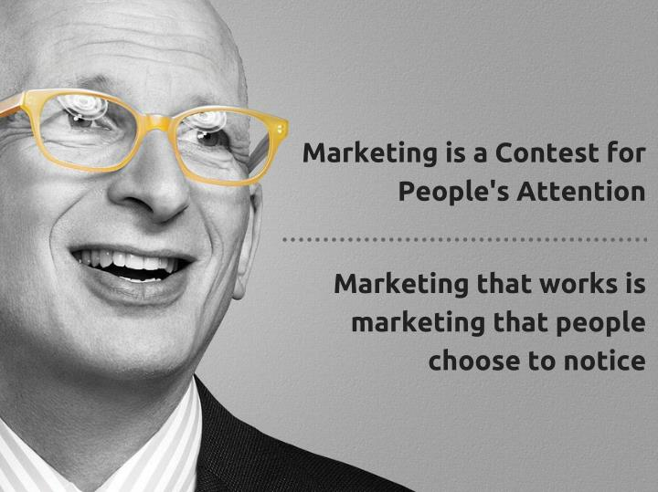 Il Marketing di Seth Godin