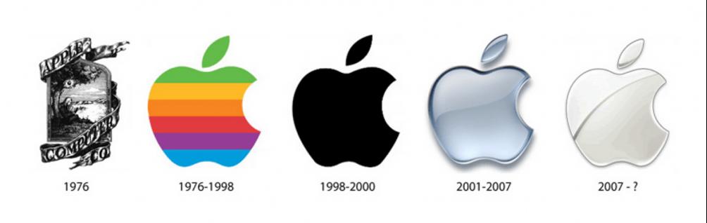 Cambio logo Apple