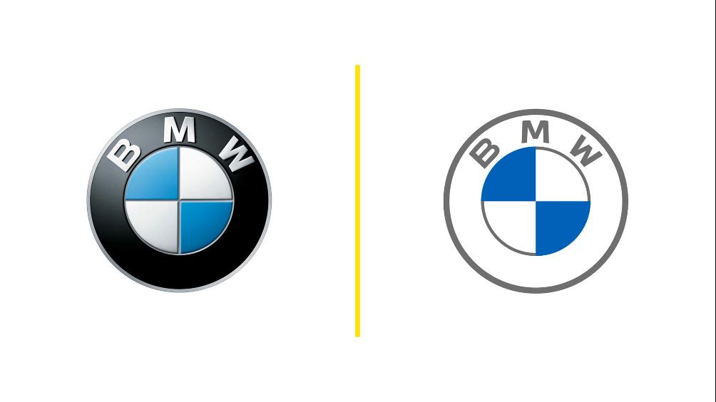 BMW rebranding