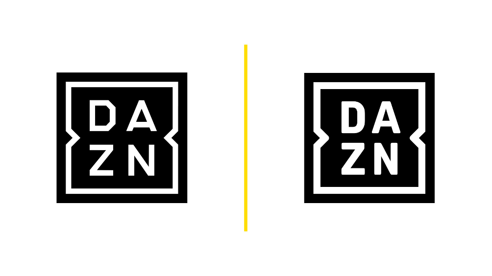 DAZN rebranding