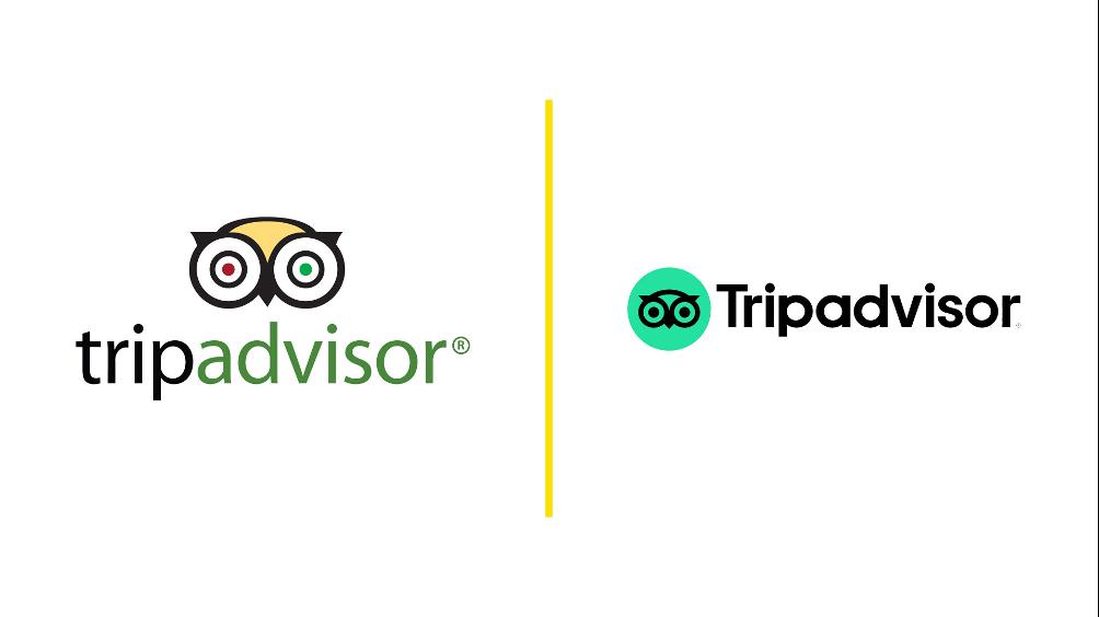 Tripadvisor rebranding