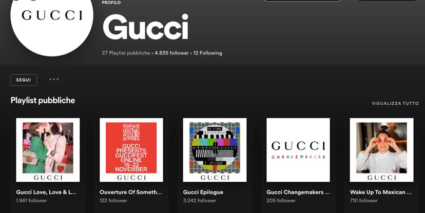 sound branding gucci