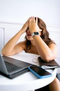 Burnout, esaurimento