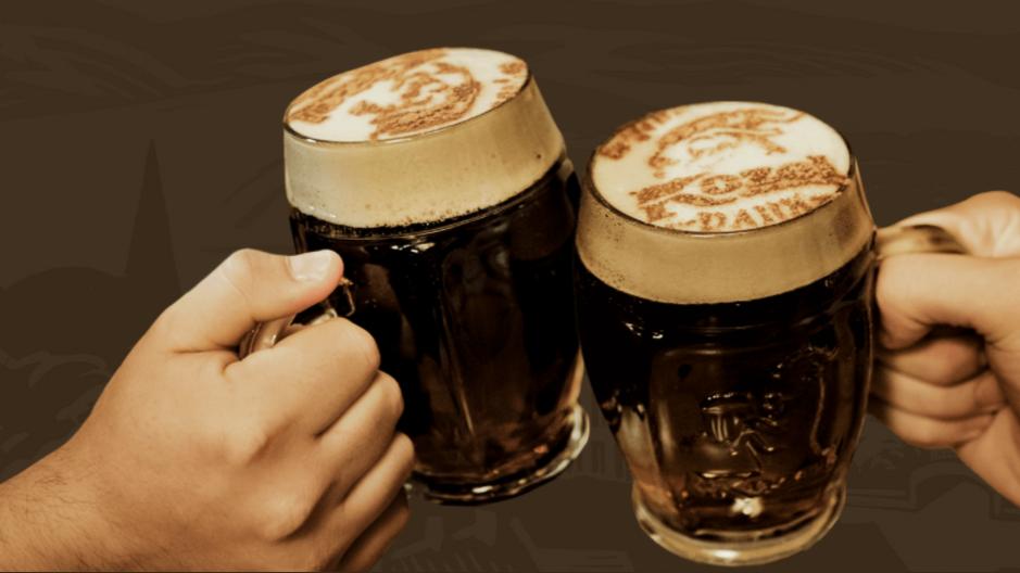 Birra Kozel.