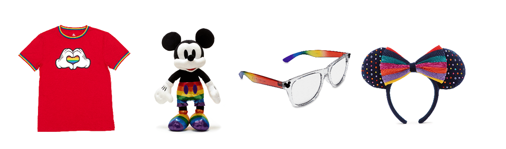 Disney Raimbow collection