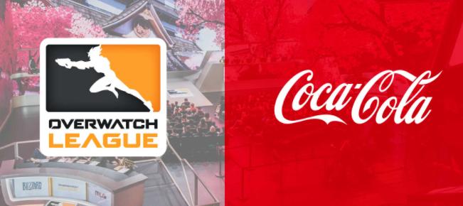 eSport Marketing: Coca Cola x Overwatch league